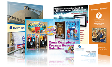 TriFecta Creative Print Design About Us Brochure Design St. Louis